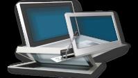 Display|E-Hublift|Verfahrbar