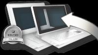 Monitore beweglich|Elektronisch horizontal