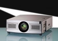 EIKI LC-WGC500 mit LampChanger