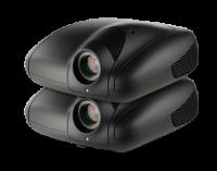 SIM2 3D-Projektions-System ProC4 3D T1 Optik (1,37-1,66:1)